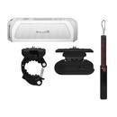 Lippert 759399 Lit Bluetooth Speaker Adventure Kit - White