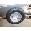 Extreme Max High-Mount Spare Tire Carrier - Hardware Kit