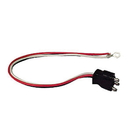 Optronics A45PB Three-Pin PL-3 Straight Pigtail for Stop/Turn/Tail Lights