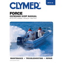 Clymor Clymer Force Repair Manual - 1984-1999 Outboards (Includes L-Drives), B751-4