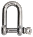 Extreme Max 3006.8249 BoatTector Stainless Steel D Shackle - 5/8