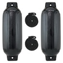 Extreme Max 3006.7515 BoatTector Inflatable Fender Value 2-Pack - 8.5