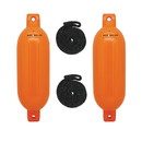 Extreme Max 3006.7596 BoatTector Inflatable Fender Value 2-Pack - 6.5