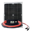 Valterra Power Us, Llc GP-ECO-20 Solar Trickle Charger 20W 1.3A Kit