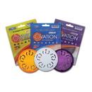 Walex OVAASST Portable Ovation Air Freshener - Assorted Scents, 24 Pack