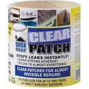 Cofair Products QRCP46 Quick Roof Clear Patch - 4