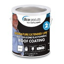 Dicor RP-SELRCT-1 Signature Extended Life RV Roof Coating - 1 Gallon, Tan
