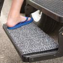 Safety Step SA08-62 Sand Away Step Rug Charcoal - Medium Small, 8-5/8