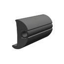 TACO Marine V11-2423BBK70-2 Flexible Rub Rail Kit - 1-7/8