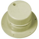 Ventline V2049-03 Plumbing Vent with Snap-On Cap - Colonial White