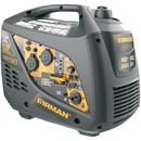 FIRMAN W01784 Portable Generator with Built-In Parallel Kit - 2100/1700W