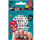 NPW NP12026 Sugar Skull Nail Stickers