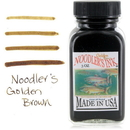 19011  Noodler's Golden Brown 3 oz