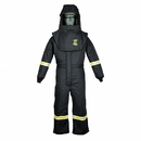 Oberon TCG25 Series Arc Flash Hood and Coverall Suit Set
