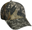 Outdoor Cap 101LP Low Profile Camo Mesh Back