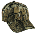 Outdoor Cap 301IS Mid Profile Basic Twill Camo