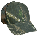 Outdoor Cap 360MMO Camo Mesh Back with Visor Logo