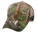 Outdoor Cap 360MRT Camo Mesh Back with Visor Logo