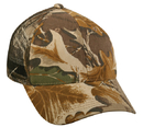 Outdoor Cap 415PC Camo with Camo Mesh Back