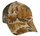 Outdoor Cap 515PC 5 Panel Camo Mesh Back