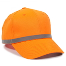 Outdoor Cap ANSI-100 Reflective Crown Taping