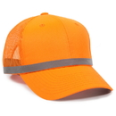 Outdoor Cap ANSI-100M Polyester Front Panels