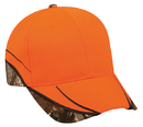 Outdoor Cap BLZ-615 Blaze with Camo Inserts on Visor and Crown