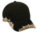 Outdoor Cap BRB-605 Barbed Wire Design
