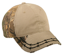 Outdoor Cap CBRB-150 Camo Barb Wire Design