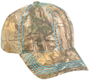 Outdoor Cap CCS-500L Ladies Camo with Heavy Construction Stitch