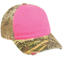 Outdoor Cap CGWT-611 Frayed Visor Ladies Camo Cap