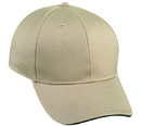 Outdoor Cap CHS-100 Chino Twill with Sandwich Visor
