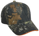 Outdoor Cap CS-350 Camo with Sandwich