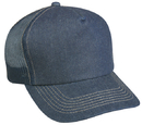 Outdoor Cap DN-105G Denim Front with Mesh Back
