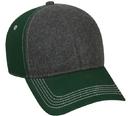 Outdoor Cap FFT-100 Felt-Front Cap