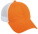 Outdoor Cap FWT-130 Heavy Garment Washed, Mesh Back