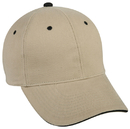Outdoor Cap GL-845 Contrasting Sandwich, Button and Eyelets