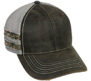 Outdoor Cap HPC-400M Frayed Camo Stripes