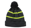 Outdoor Cap KNF-100 Watch Cap with Black Fleece Lining