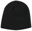 Outdoor Cap KNR-560 Decorative Ribbed Beanie