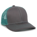 Outdoor Cap MBW-800SB Nylon Mesh Back, 6 Panel Cap