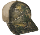 Outdoor Cap OSC-100M Oil-Stained Meshback Cap