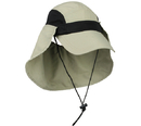 Outdoor Cap RR-002 Moisture Wicking with Removable Neck Guard