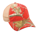 Outdoor Cap RTC-350M Realtree APC Camo Front, Mesh Back For Ladies