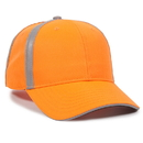 Outdoor Cap SAF-250 Reflective Crown Taping
