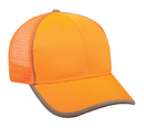 Outdoor Cap SAF-300M Safety Mesh Back