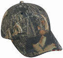 Outdoor Cap USA-350 Camo with Flag Sandwich