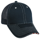 Outdoor Cap USA-800M Mesh Back with Flag Sandwich