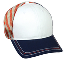 Outdoor Cap USA-900M Flag Mesh Back
