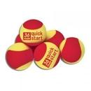 Oncourt Offcourt Quick Start 36 Foam Balls, BQF12